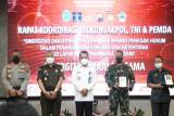 Kemenkumham Jateng gelar Rakor dengan stakeholder terkait