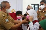Kemenkes beri bantuan penanggulangan COVID-19 untuk Kabupaten Polewali Mandar