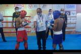 Marciano Norman buka pertandingan eksibisi kickboxing PON XX Papua