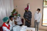 Pangkalan Utama TNI-AL laksanakan vaksinasi wilayah pesisir Bolaang Mongondow