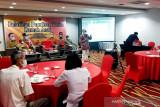 Wartawan di Kalteng tingkatkan kemampuan penulisan ramah anak