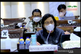 Sri Mulyani : Defisit APBN 2021 hingga Agustus capai 2,32 persen