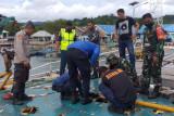 KM Fungka Permata VII dilaporkan terbakar di Pelabuhan Sanana