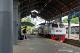 52 Kereta api lokal di Daop 8 Surabaya kembali beroperasi hari ini