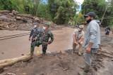 TNI AL bantu warga tertimpa bencana di Minahasa Tenggara