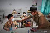 Wakil Wali Kota Herman Man minta guru perketat prokes di sekolah