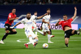 Real Madrid bernafsu terus panen gol saat menjamu Villarreal