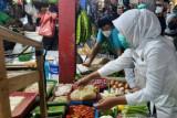 Pemkot Palembang gandeng  BPOM sidak pasar tradisional