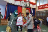 Ini dilakukan alumni Akabri 96 di Padang ditengah pandemi COVID-19