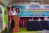 Ini peran partai politik dalam membantu pembangunan daerah, ujar Wako Pariaman