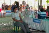 70 persen warga Kota Yogyakarta sudah menjalani vaksinasi COVID-19