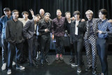 Perjumpaan hangat BTS dan Coldplay jelang peluncuran 'My Universe'