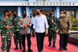 Presiden RI akan tanam mangrove hingga lepas tukik di Cilacap Jateng