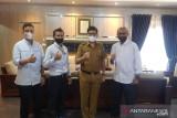 Eratkan kerja sama kelistrikan, PLN Sawahlunto kunjungi Wako