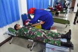 Lantamal XIII Bantu Penuhi Ketersediaan Darah di Tarakan