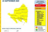 Dinkes laporkan kasus harian COVID-19 di Lampung bertambah 52