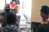 Plt Gubernur Sulsel bersama Setjen Wantannas bahas penguatan kemaritiman