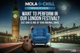 Beka dan Joy Crookes jadi juri Mola Chill Audition London