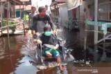 Wawali Palangka Raya minta waspadai penularan penyakit saat banjir