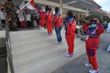 Pelepasan Kontingen PON asal Sulawesi Tengah