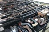 Satgas Pamtas RI-RDTL telah terima 144 senjata api dari warga