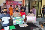 Polisi tangkap tersangka kasus investasi bodong di Bogor