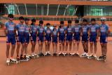 PON Papua-Tim sepatu roda DKI bertekad sapu bersih pada PON XX