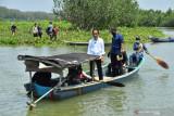 Jokowi gembira masyarakat antusias bantu percepatan vaksinasi