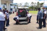 DPRD-Dishub Jayawijaya tahan mobil modifikasi tangki BBM