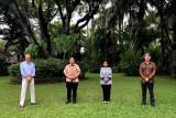 Duta Besar Inggris dan Italia temui dua aktivis muda iklim Indonesia
