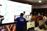 Menkominfo Tinjau Command Center PON XX Papua