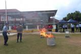 Napi Rutan Bandarlampung deklarasi mendukung