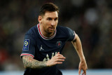 Pochettino berharap Lionel Messi bisa tampil lawan Manchester City