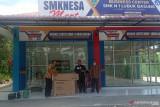 Untuk tempat praktek para siswanya, ini yang dibuka oleh SMKN 1 Lubukbasung