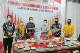 Anggaran Pilkada Kabupaten Barito Timur diusulkan Rp25 miliar