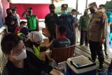 Bupati Gumas sambut baik Serbuan Batalyon Vaksinator di Rungan