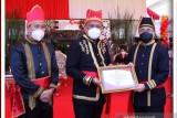 Gubernur Sulut beri penghargaan 14 kabupaten kota lindungi pekerja rentan