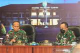 Pangdam XVII/Cenderawasih pimpin rapat kesiapan PON XX Papua