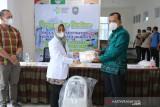 Ogan Komering Ulu menerima bantuan  konsentrator oksigen