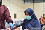Ratusan penyandang disabilitas ikuti vaksinasi massal dosis ke 2 Dompet Dhuafa Jabar