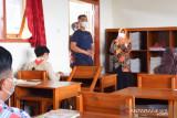 Disdikpora Gunung Kidul hentikan sementara PTM SMP Negeri 2 Panggang