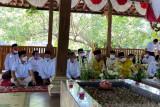Airlangga berziarah ke makam Mbah Lim di Klaten