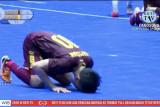 PON XX Papua : Tim futsal Sulsel catat kemenangan perdana usai tekuk Maluku Utara 4-1