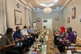 Diundur, GAPKI Riau tetap dukung program vaksinasi sektor perkebunan