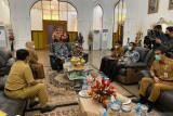 Kepala KPP Pratama Bengkalis kunker di Pulau Bengkalis
