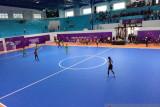 PON  XX Papua : Tim Futsal Papua menang atas Sumut