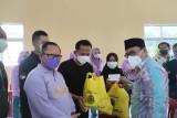 IKAPTK Lampung beri bantuan warga terdampak COVID-19 di Kota Metro