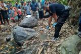 Mayat bayi ditemukan empat anak sepulang mengaji di Kokok Kermit Lotim