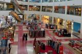 Sejumlah pusat perbelanjaan di Kota Mataram masih lengang