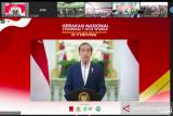 Presiden Jokowi : Yakinkan masyarakat bahwa vaksinasi aman dan halal